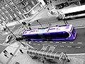 Ftr bus in New York Street, Leeds city centre, 19 April 2008.jpg
