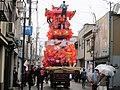 Fukuno Yotaka Festival Andon 02.jpg