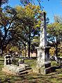 Fulmer Obelisk, Lebanon Church Cemetery, 2015-10-23, 02.jpg