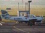 G-BMVL Piper Tomahawk 38 (31453744985).jpg