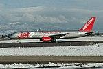 G-LSAG Boeing B757-21B B752 - EXS (32950281885).jpg