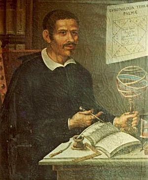Giovanni Battista Hodierna - Giovan Battista Odierna