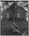 GENERAL VIEW OF WEST SIDE - Cranberry Sorting House, 29 Old Main, Waretown, Ocean County, NJ HABS NJ,15-WART,1-1.tif