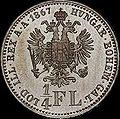 GOW 1per4 gulden 1867 A reverse.jpg