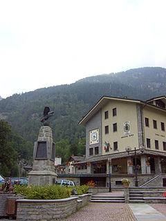 Gaby, Aosta Valley Comune in Aosta Valley, Italy