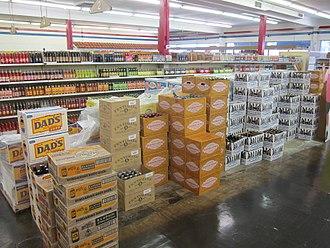 Galco's Soda Pop Stop - Interior of Galco's Soda Pop Stop