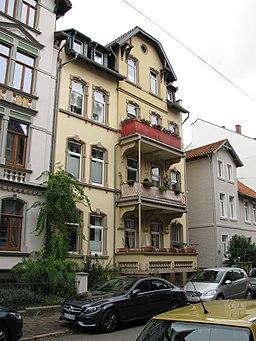 Galgenbergstraße in Hildesheim