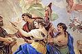 Galleria di luca giordano, 1682-85, antro dell'eternità e nascita dell'uomo 09 parche.JPG