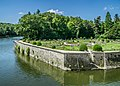 Garden of Catherine de' Medici in the Castle of Chenonceau 01.jpg