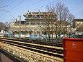 Gare Epinay-sur-Seine - grande ceinture - echafaudages.JPG
