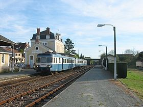 Image illustrative de l'article Gare de Bellac