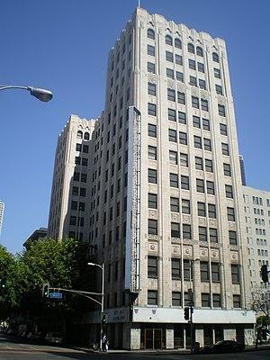 Claud Beelman - Garfield Building, 2008