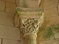 Gargilesse-Dampierre (36) Église Saint-Laurent et Notre-Dame Chapiteau 11.JPG