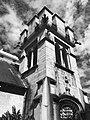 Gargoyles @ Our Lady of Lourdes Chapel, Miramar.jpg