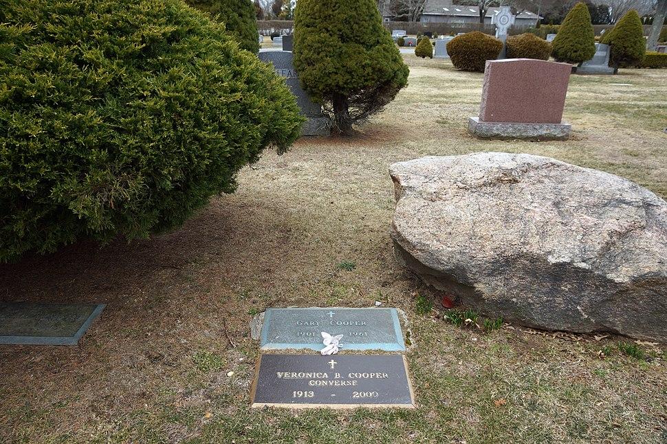Gary Cooper's Grave