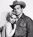 Gary Lockwood Tuesday Weld Bus Stop 1961.jpg