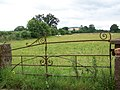Gate, Fordton - geograph.org.uk - 1401934.jpg