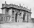 Gate of the Chhota Imambara - The Indian Mutiny 1857-1859 Q69829.jpg