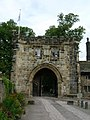 Gatehouse at Whalley Abbey - geograph.org.uk - 260533.jpg