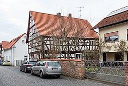 Hintergasse in Gelnhausen