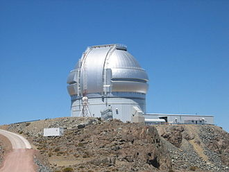 National Optical Astronomy Observatory - Gemini Observatory on Cerro Pachon in Chile