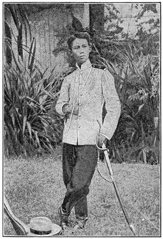 Gregorio del Pilar - Image: General Gregorio del Pilar 1