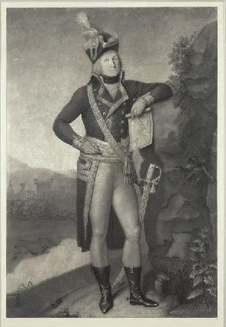 Charles Edward Jennings de Kilmaine - Image: General Kilmaine