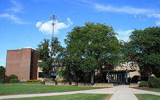 University of Hartford - Gengras Student Union