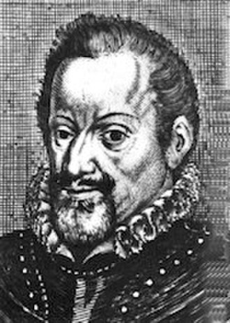 Georg Friedrich, Margrave of Baden-Durlach -  George Frederick of Baden-Durlach in 1630 showing scars from a wound to the head by a lance at the Battle of Wimpfen on 6 May 1622