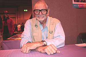 George A. Romero - Image: George A. Romero 2005 horror convention