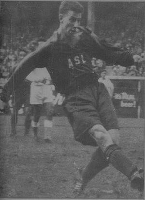 George Brown (soccer) - Image: George Brown ASL All Stars