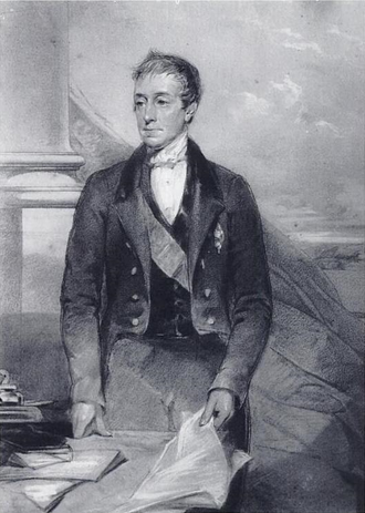 George Eden, 1st Earl of Auckland - Image: George Eden, 1st Earl of Auckland
