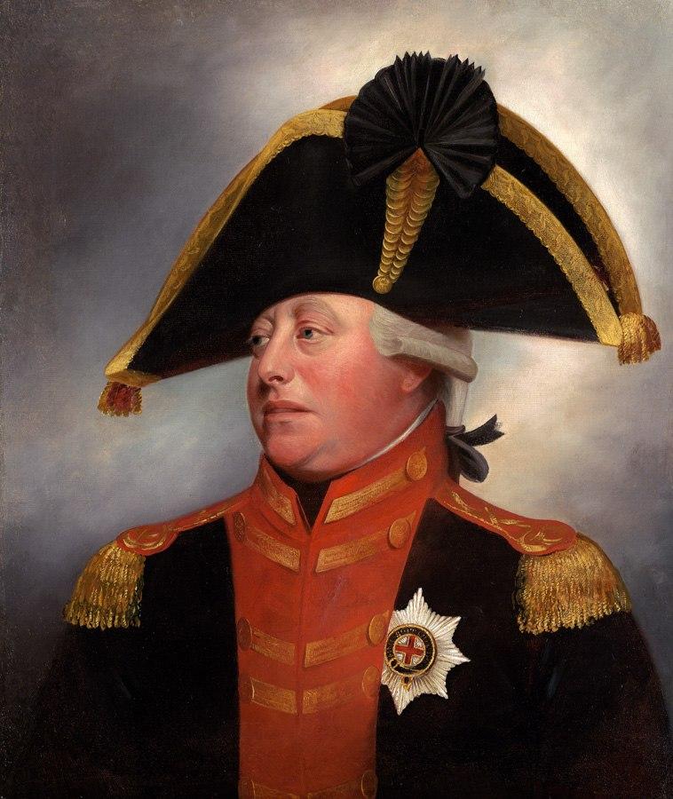 George III (by Sir William Beechey)