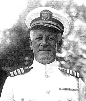 George Landenberger - Landenberger as governor in 1932
