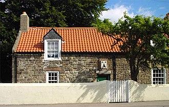 West Moor - Image: George Stephenson Dial Cottage