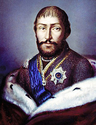 Georgia (country) - King George XII was the last king of Kartli and Kakheti, which was annexed by Russia in 1801.