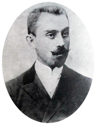 Zacharia Paliashvili - Image: Georgian classical composer Zacharia Paliashvili in the early 1900s crop
