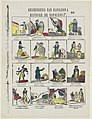 Geschiedenis van Napoleon I Histoire de Napoléon Ier (titel op object), RP-P-OB-203.805.jpg