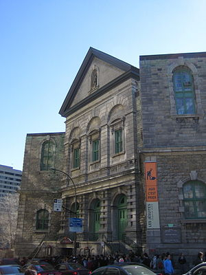 Patrick Keely - Collège Sainte-Marie de Montréal, Montreal, Quebec