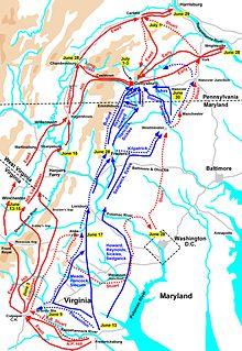 Fredericksburg připojení