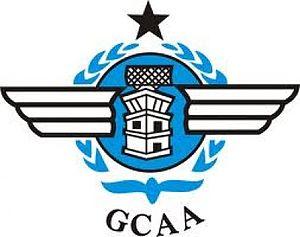 Ghana Civil Aviation Authority - Image: Ghana Civil Aviation Authority logo