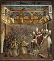 Giotto di Bondone - Legend of St Francis - 7. Confirmation of the Rule - WGA09128.jpg