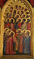 Giotto e taddeo gaddi, polittico baroncelli, 1328 ca. 05.JPG