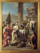 Giovanni Battista Pittoni, the younger - The Sacrifice of Polyxena at the Tomb of Achilles - Walters 37512.jpg