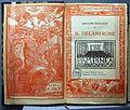 Giovanni boccaccio, decamerone, per formiggini, genova 1913, con xilografie di emilio mantelli su dis. di adolfo de karolis 01.jpg