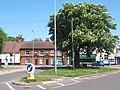 Gipping Road junction, Claydon, looking across Ipswich Road - geograph.org.uk - 793735.jpg