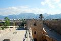 Girne Festung Mauerauffahrt.jpg