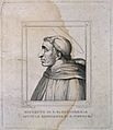 Girolamo Savonarola. Line engraving by D. Chiossone after Fr Wellcome V0005237.jpg