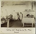 Giving out Beef tea in the Men's Ward, Mengo Hospital Wellcome L0038280.jpg