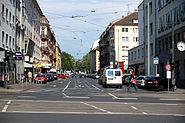 Glauburgstraße Eckenheimer Landstraße